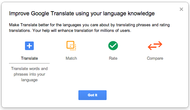 translate community