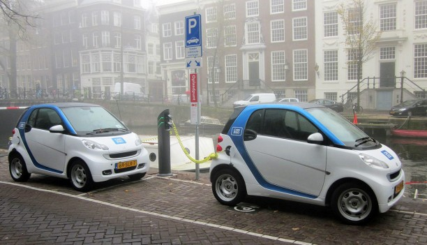 """Car2Go Amsterdam Smart ED cropped"", by : Mariordo (talk), licensed under Creative Commons Attribution"