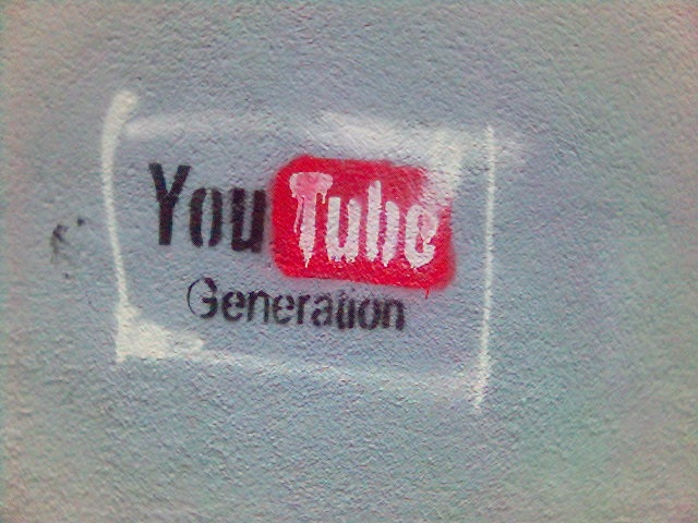 YouTube Generation. Zdroj: Flickr.com, jonsson