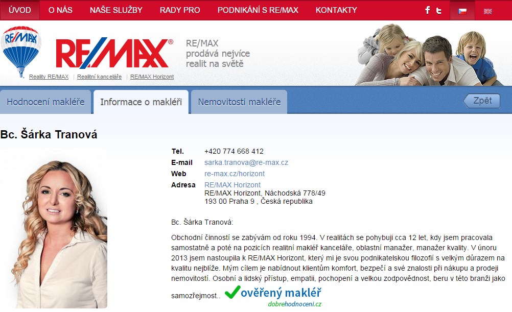 Remax - reference