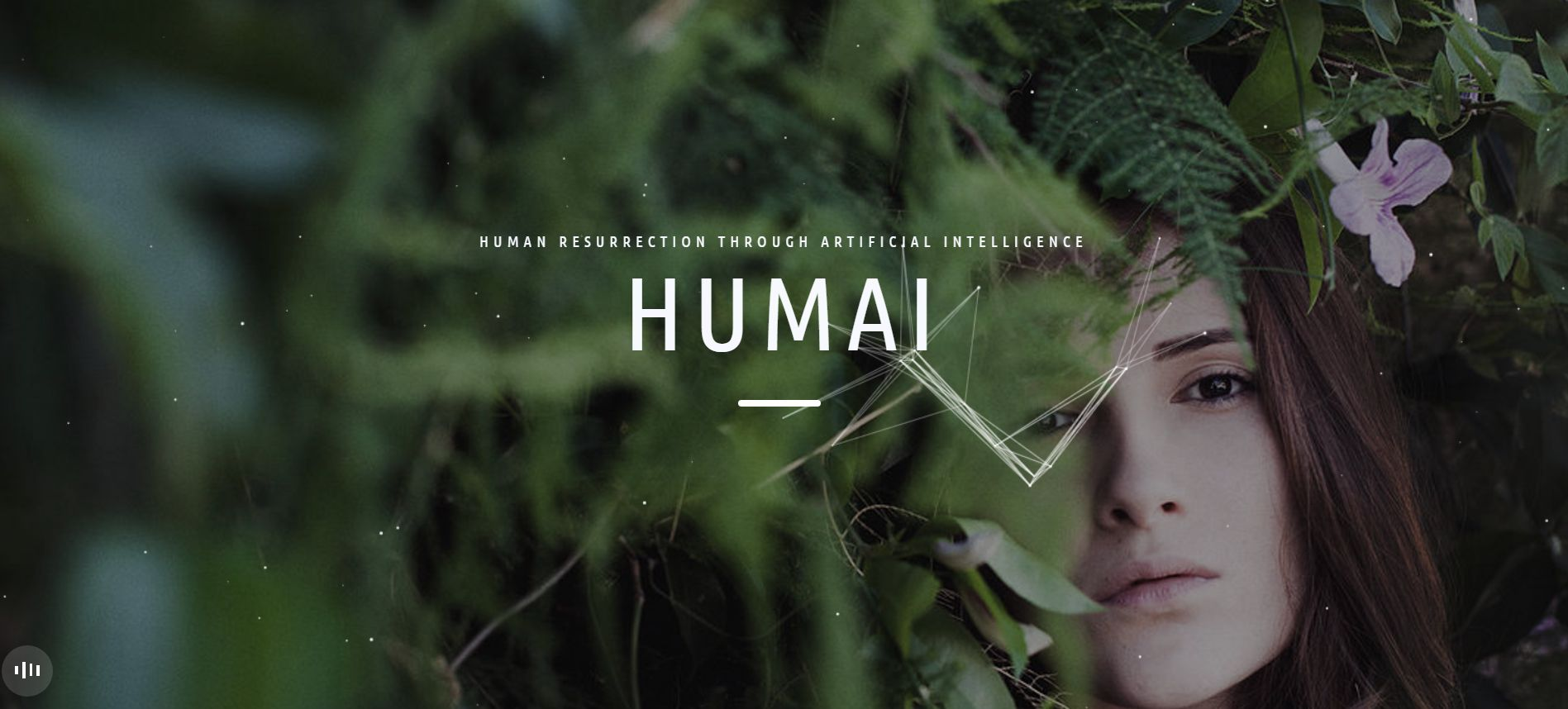 """""""Our project 'Atom & Eve' will focus on creating artificial bodies."""" Zdroj: Facebook Humai."""