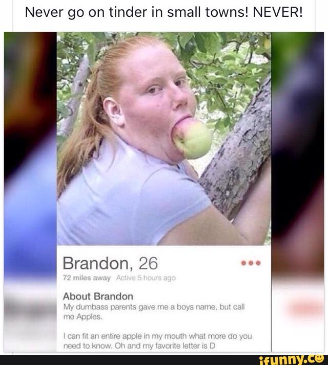 apple tinder