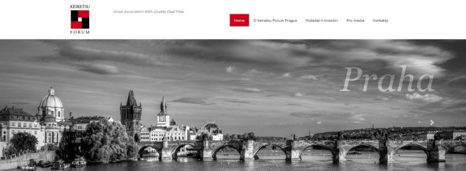 keiretsu_forum_prague_homepage